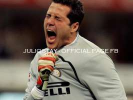 JULIO STAY. PETIZIONE PER FAR RESTARE JULIO CESAR ALL'INTER.