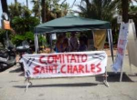 Difesa dell'Ospedale  Saint Charles di Bordighera