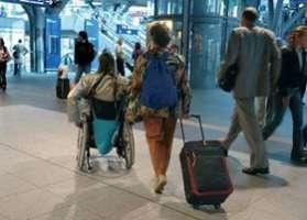 Aeroporti e condizioni di viaggio accessibili ai disabili