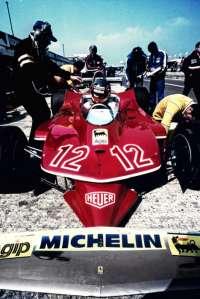 Riallestimento mostra su Gilles Villeneuve