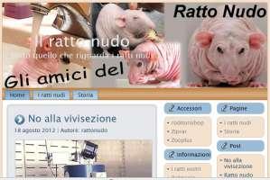 Chiusura di www.rattonudo.info