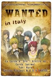 Vogliamo l'anime La Corda D'oro in Italia!