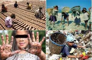 Fermiamo lo sfruttamento del lavoro minorile