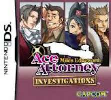 Ace Attorney Investigations: Miles Edgeworth in italiano
