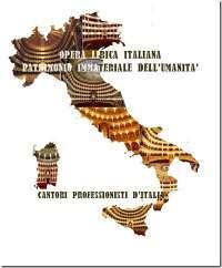 UNESCO: Opera Lirica Italiana patrimonio dell'umanità