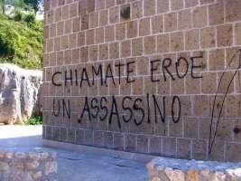 Abbattiamo il mausoleo al fascista Graziani