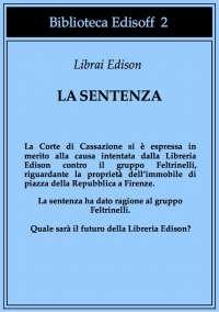 Libreria Edison Firenze: la cultura non può chiudere