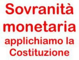 Sovranità monetaria e  recesso dai trattati europei.