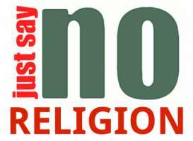 Elminare la religione dal programma scolastico