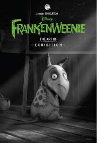 The Art of Frankenweenie Exhibition in Italia