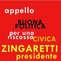 Buona politica/riscossa civica, appello a Nicola Zingaretti