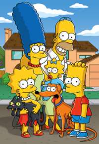 Ridate le voci storiche a Bart e Marge Simpson!!