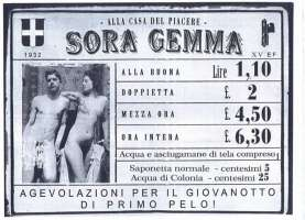 Prostitute con partita IVA (abolizione legge Merlin)