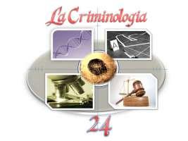 La Criminologia 24