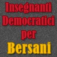 Insegnanti Democratici per Bersani