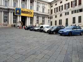 No al Parcheggio Selvaggio in Piazza Matteotti Genova