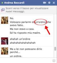Vogliamo Andrea Boccardi alla gogna pubblica per ignominia!