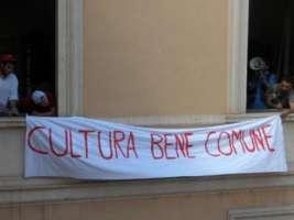 CONTRO IL CULTURICIDIO DELLA GIUNTA TONDO