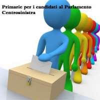 Primarie per i candidati del centrosinistra al Parlamento