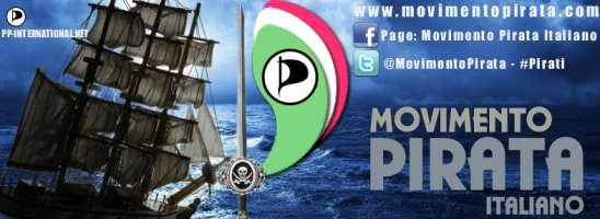 Movimento Pirata Italiano 2013