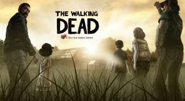 The Walking Dead (videogame) in Italiano