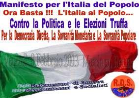 Marcia su Roma - Venerdì 8 Febbraio 2013