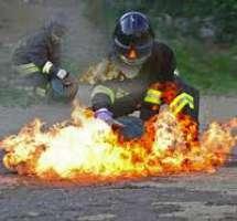 vigili del fuoco in pensione a 54 anni