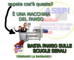 CHIEDANO SCUSA PER LE OFFESE ALLE SCUOLE SERALI!!!
