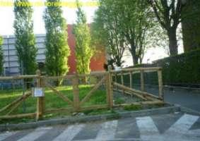 Area Cani Via Bisceglie Milano