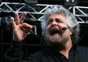 Grillo sostieni l'Italia!