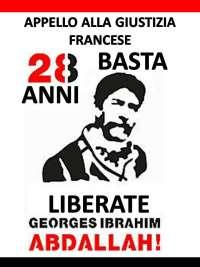 Rilascio immediato di Georges Ibrahim Abdallah