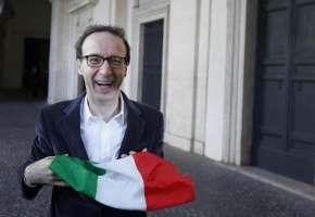 ROBERTO BENIGNI FOR PRESIDENT