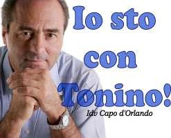 Io sto con Tonino!