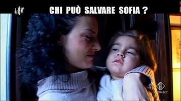 Aiutiamo la piccola Sofia