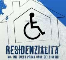 No all'Imu sulla prima casa dei disabili