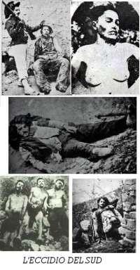 Denunciare i Savoia e la repubblica Italiana per genocidio.