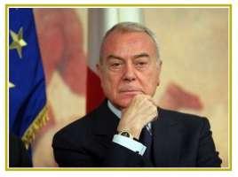 Giovanni Letta presidente della Repubblica