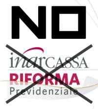 No all'aumento dei contributi minimi di INARCASSA a 3000€