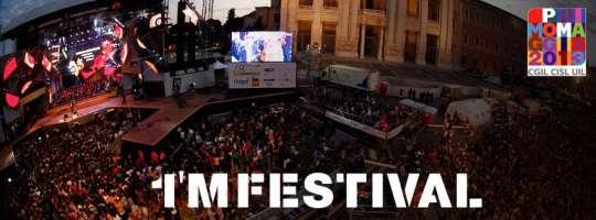 VOGLIAMO LA CHIUSURA DELL'1M FESTIVAL