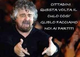 Movimento 5 Stelle di Beppe Grillo