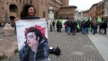 Lincenziamento per gli assassini di Federico Aldrovandi