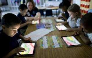 No ai tablet nelle scuole!