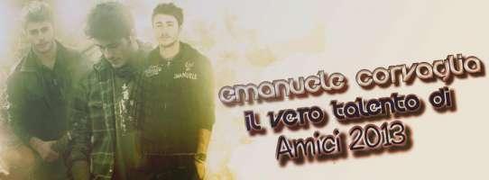Rivogliamo Emanuele Corvaglia !