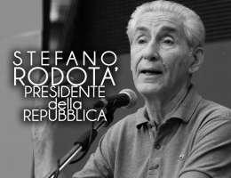 Stefano Rodotà Presidente della Repubblica!
