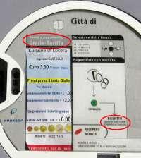 Sospensione ticket per i monumenti di Lucera (FG)