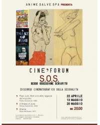 SOS: sosteniamo la rassegna 'Sesso Ossessione e Schiavitù'