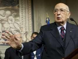 Presidente Napolitano fuori le intercettazioni