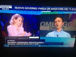 Espulsione immediata del senatore Marino Mastrangeli dal M5S