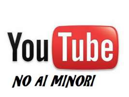 BASTA MINORI SU YOUTUBE