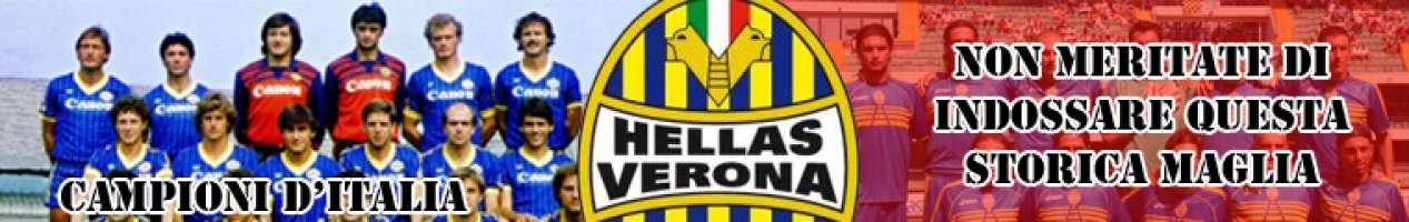 Togliamo la NOSTRA maglia ai giocatori dell'Hellas Verona